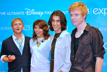lemonade mouth cast