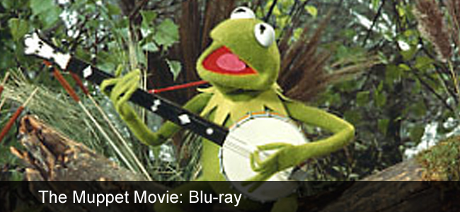 the muppet movie blu ray