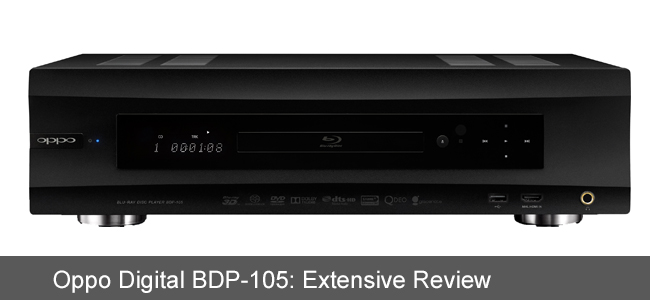 oppo bdp 105 review