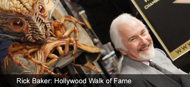 rick baker star walk of fame