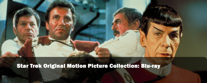 star trek motion picture collection