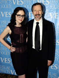 ed catmull and daughter